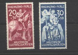 Rheinland-Pfalz,30/31,xx (5290) - Französische Zone