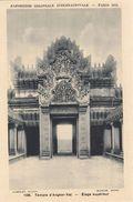 Cp , 75 , PARIS , Exposition Coloniale Internationale De 1931 , Temple D'Angkor-Vat , Étage Supérieur - Expositions