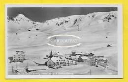 CPSM St Christoph Am Arlberg Mit Galzig - St. Anton Am Arlberg