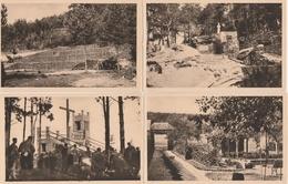 17 / 10 / 212   -    BIERVILLE ( 76 )  -  LE  FOYER  DE  LA  PAIX  -  LOT  DE  12  CP  Toutes Scanées - Cartes Postales