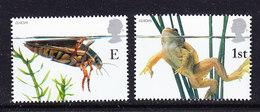 Europa Cept 2001 Great Britain 2v ** Mnh (36940B) - Europa-CEPT