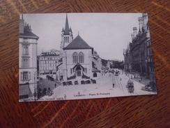 LAUSANNE ...PLACE ST-FRANCOIS - VD Vaud