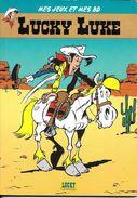BD BANDE DESSINEE LUCKY LUKE  MES JEUX ET MES BD  LUCKY COMICS  EDITION SPECIALE POUR QUICK 2009 - Lucky Luke