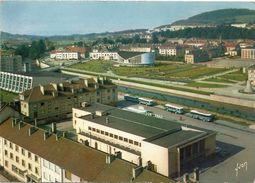 X 769 SAINT-DIE LA GARE ROUTIERE 1971 - Saint Die