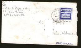 CUBA Storia Postale Intero Prepagato Postage Paid Port Payé - Cuba