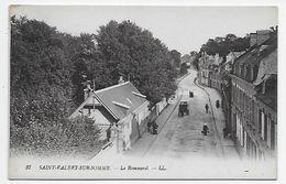 DC 972 - SAINT-VALERY-SUR-SOMME - Le Rommerel. - LL 37 - Saint Valery Sur Somme