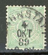 ALLEMAGNE - WURTEMBERG   N° Yvert 44 Obli. - Wuerttemberg