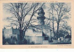 Cp , 75 , PARIS , Exposition Coloniale Internationale De 1931 , Côte Française Des Somalis - Expositions