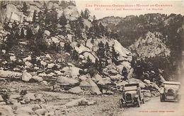 - Dpts Div. -UU625-  Pyrenees Orientales -route Des Bouillouses - Le Malpas - Carlitte - Voitures - Edit. Labouche N°551 - Autres Communes