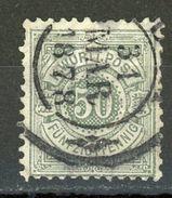 ALLEMAGNE - WURTEMBERG   N° Yvert 49 Obli. - Wuerttemberg