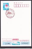 Japan Commemorative Postmark, Petit Prince Saint-Exupery Elephant (jca537) - Japon