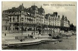 Geneva Old Card Not Mailed - GE Ginevra