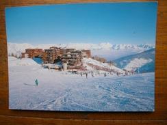 """Suisse , Thyon 2000 """""""" Beaux Timbre Mécanique Et Cachet - VS Valais"""