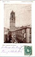 ESPAGNE -- REUS -- Torre  De San Pedro - Espagne