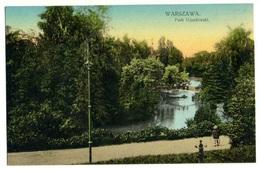 Warszawa Card Printed By EGSiS No 2 - Polonia