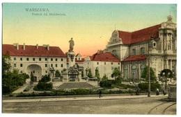 Warszawa Card Printed By EGSiS No 9 - Polonia