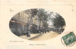 19 - CORREZE / Brive - 19505 - Avenue De Paris - Beau Cliché - Brive La Gaillarde
