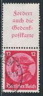 S 102 Fridericus Gestempelt - Zusammendrucke