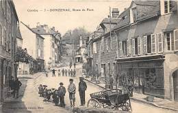 19 - CORREZE / 19622 - Donzenac - Route De Paris - Beau Cliché Animé - Andere Gemeenten