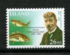 Islande, Yvert 664, Scott 683, MNH - Ongebruikt