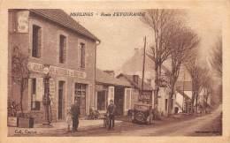 19 - CORREZE / 19649 - Merlines - Route D' Eygurande - Other Municipalities