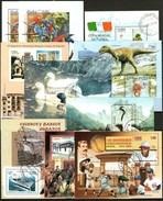 Cuba Filatelia Lotto Foglietti Usati - Used Stamps