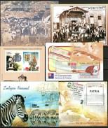 Cuba Filatelia Lotto Foglietti Nuovi - Unused Stamps