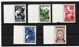 KAR328 DEUTSCHLAND SAARGEBIET 1949  MICHL 287/71  ** Postfrisch SIEHE ABBILDUNG - Ungebraucht