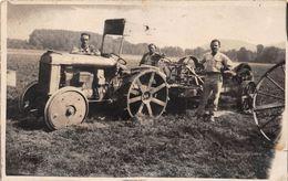 ¤¤  -  Carte-Photo  -  Agriculture , Tracteur  -  Agriculteur   -  ¤¤ - Tracteurs