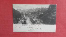 > Luxembourg  Mansfeld 1901 Cancel   Ref 2711 - Postcards