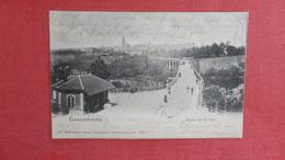 > Luxembourg  Entree De La Ville    Ref 2711 - Postcards