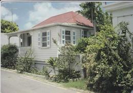 ANTILLE---RARE---SIN MAARTEN---maison Typique à Grand Case--voir 2 Scans - Saint-Martin