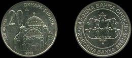 SERBIE - BANQUE DE SERBIE (BANK OF SERBIA) 20 DINARA (2003) - Serbie