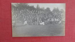 RPPC   Football Game Ref 2711 - Cartes Postales