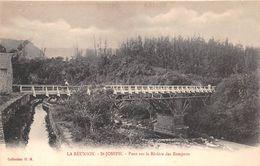 ¤¤   -  ILE-de-la-REUNION  -  SAINT-JOSEPH  -  Pont Sur La Rivière Des Remparts  -  ¤¤ - Saint Benoît