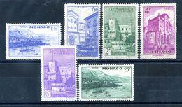1946 MONACO SERIE COMPLETA * - Monaco