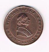 ) ITALIE  MEDAILLE  LEONE.XIII.PONTEFICE MASSIMO ROMA - B.V.MARIA IMMACOLATA  8 DIC 1854 PIO IX - Italie