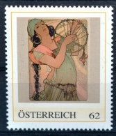Salome 1897, Alfons Mucha, Jugendstil, Art Nouveau, PM AT 2012 ** (e632) --- Free SHIPPING Within Europe - Other