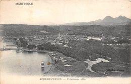 ¤¤   -  MARTINIQUE   -  FORT-de-FRANCE   -  L'Ancienne Ville   -  ¤¤ - Fort De France