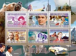 GUINEA 2008 - Berlinale, Indians - YT 3774-9; CV = 15 € - American Indians