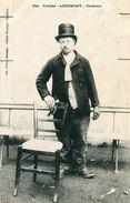 Apremont Vendee Onesime Carte Rare ! Circulee En 1907 - Frankreich