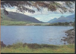 °°° 8983 - SCOTLAND - BALLACHULISH BRIDGE AND PAP OF GLENCOE - 1978 With Stamps °°° - Argyllshire