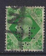 GB 1937  KG VI. 7d (o)  SG.471. Mi.207. (perfin.GE C) - Great Britain