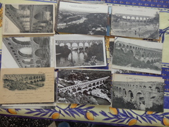 Gard. 50 CPA Du Pont Du Gard - Cartoline