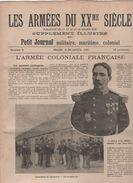 ( 1904 ) LES ARMEES DU XXe SIECLE N° 8 - L'ARMEE COLONIALE FRANCAISE - Revues & Journaux