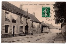 Presles-et-Thierny Grande Rue Et Bureau De Tabac - France