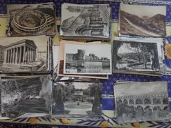Gard. 200 CPSM Du Gard - Cartes Postales