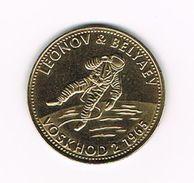 ) PENNING  SHELL LEONOV & BELYAEV  VOSKHOD 2 - 1965 - Firma's