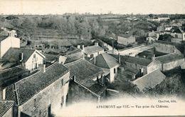 Apremont Sur Vie Vue Prise Du Chateau - Frankreich