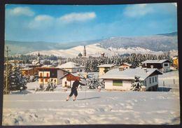 ASIAGO (Vicenza) - PANORAMA - Soggiorno Incantevole - Sciatore Neve Vg - Vicenza